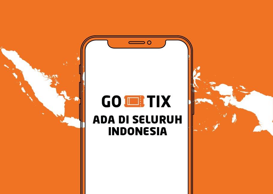 Gotix Go Tix Ada Di Seluruh Indonesia Cek Daftar Bioskop