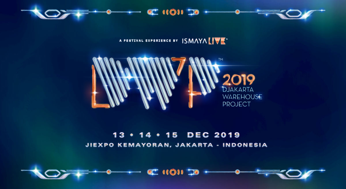 Jual Tiket Djakarta Warehouse Project 2019 Go Tix Id
